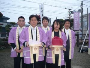 伊勢神宮奉納祭